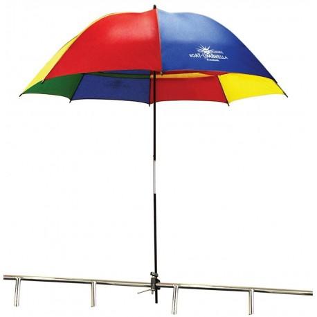 Зонтик для лодки разноцветный
