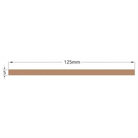 Полоса WDK112, 125мм (10м)