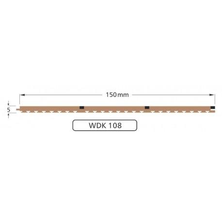 Полоса WDK108, 150мм (10м)