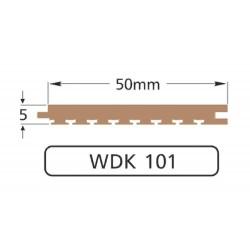 Полоса WDK101, 50мм (10м)