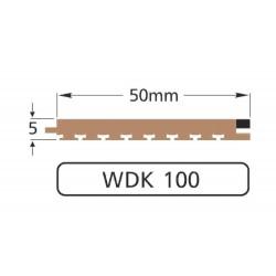Полоса WDK100, 50 мм (10м)