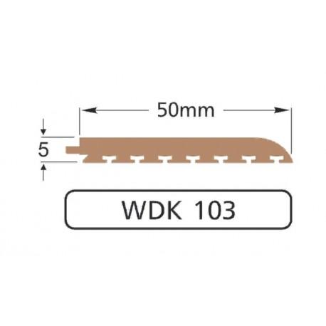 Полоса WDK103, 50 мм (10м)