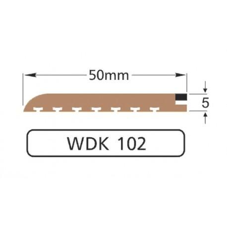 Полоса WDK102, 50мм (10м)