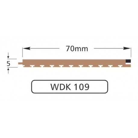 WDK109 Тик