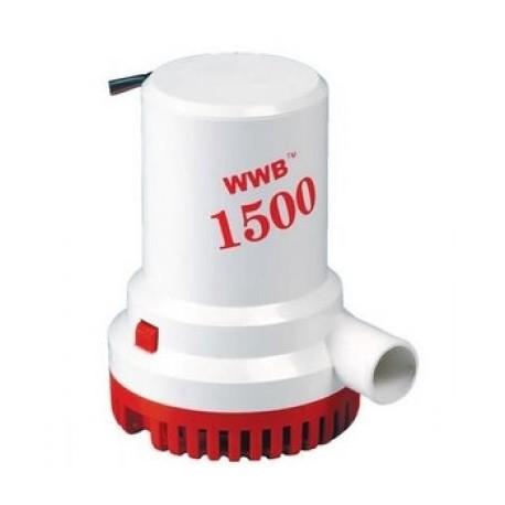 Помпа трюмная WW 1500 gph