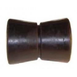 Ролик килевой Knott 125 мм, резиновый