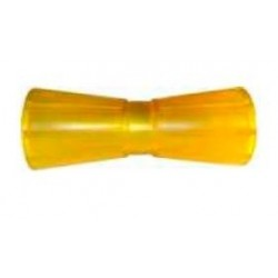 Ролик килевой Knott 305 мм, PVC, желтый
