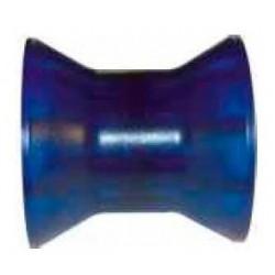 Ролик носовой Knott 74 мм, PVC, синий