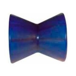Ролик носовой Knott 95 мм, PVC, синий