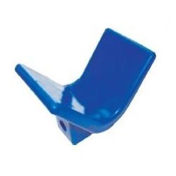 Носовой упор KNOTT  115х90, синий