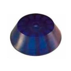 Пробка для носового ролика Knott 40х120 мм, PVC, синий