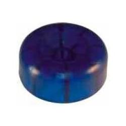Пробка для носового ролика Knott 30х73 мм, PVC, синий