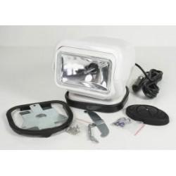 Прожектор-ксенон белый с д/у и креплением, 4400 Lm