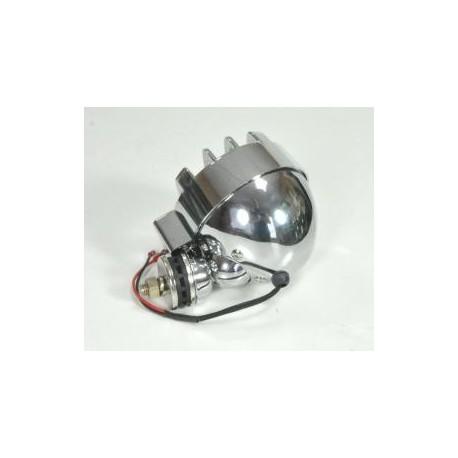 Прожектор с защитной крышкой