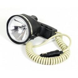 Поисковый прожектор с ручкой резина