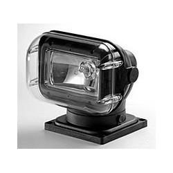 Прожектор галогенный, корпус черный