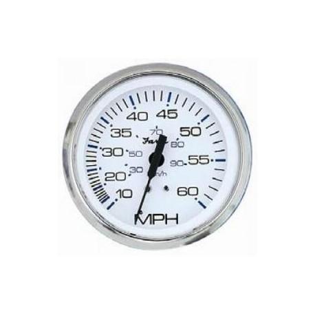 Спидометр Faria SS White до 90км/час