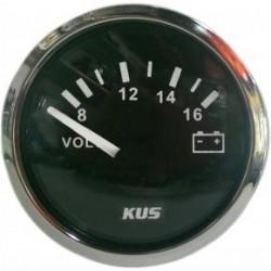 Вольтметр KUS 8-16 В