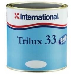 Краска необрастающая Trilux33, голубая 0,75л