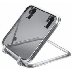 Носовой люк, Алюминиевый каркас (10мм, 600 Х 600мм)
