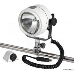 Прожектор Osculati Night Eye с креплением на носовой релинг