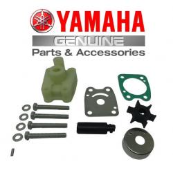 Yamaha 4/5 HP 6E0-W0078