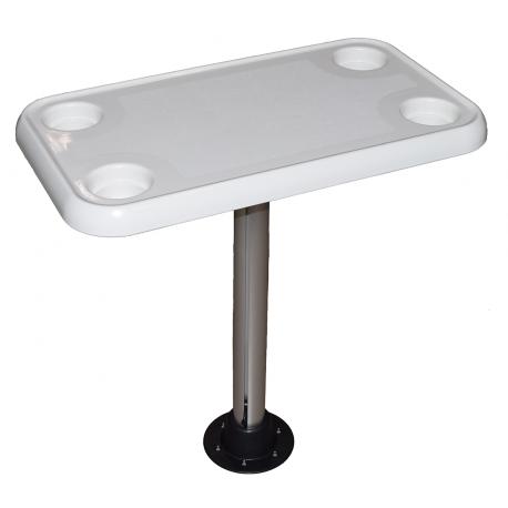 Стол прямоугольный WW 40х70см комплект