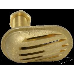 Водозаборник из литой латуни