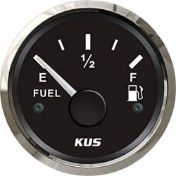 Указатель уровня топлива KUS 240 Ом черный