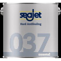 Краска необрастающая  Seajet 037, темной-серая 2,5л