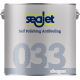 Необрастающее покрытие  Seajet 033, черная  2,5 л, для лодок