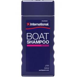 Шампунь International для надводной части 0,5 л. Очиститель надводной части Boat Shampoo