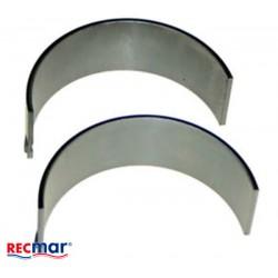 Вкладыши Recmar шатунные для Mercruiser REC13001