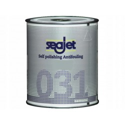 Необрастающее покрытие Seajet 031 черная 0.75 л.