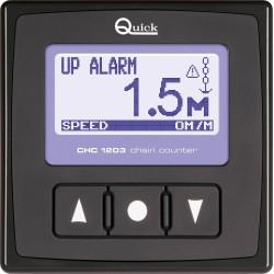 Панель управления Quick с счетчиком цепи