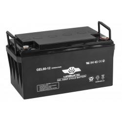 Аккумулятор HASWING гелиевый 12В 60Ач