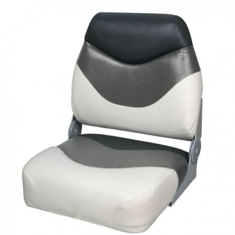 Сиденье WW складное Premium черно/серое/белое