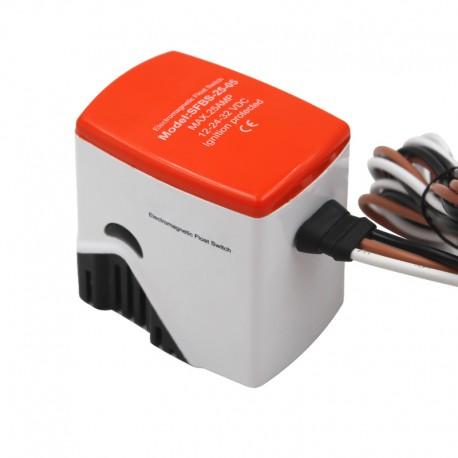 Поплавковый выключатель Seaflo герконовый 25А