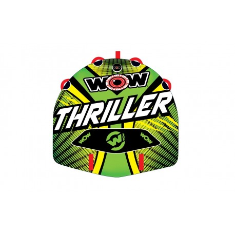 Буксируемый аттракцион WOW TНRlLLER 1 райдер
