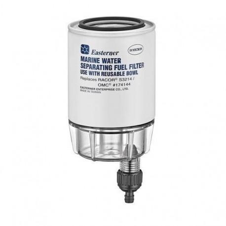 Фильтр топливный Easterner сепаратор с колбой