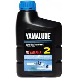 Моторное масло Yamalube 1л. для 2-х так. двигателей
