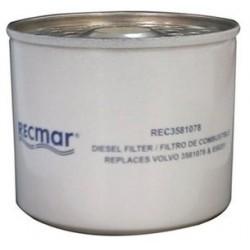 Топливный фильтр Recmar, элемент
