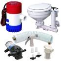 Помпы трюмные, водоснабжения, сантехника