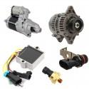 Электрооборудование и датчики двигателя
